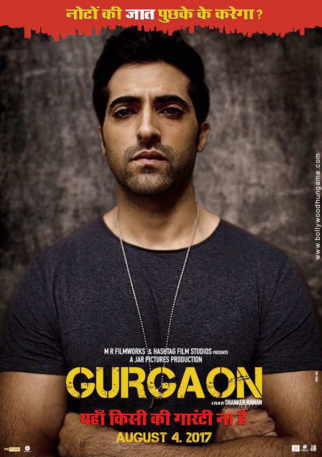 First Look Of The Movie Gurgaon