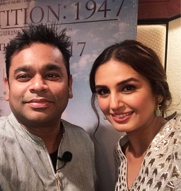 Huma Qureshi is a fan of A R Rahman and this was her perfect fan moment