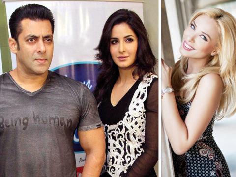 Is Salman Khan's Iulia Vantur insecure about Katrina Kaif1