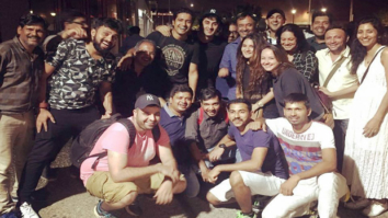 It's a wrap for Ranbir Kapoor starrer Sanjay Dutt biopic in New York