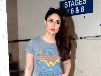 Kareena Kapoor Khan snapped post ad shoot