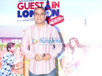 Kartik Aaryan and Paresh Rawal attend Countdown to Guest Iin London