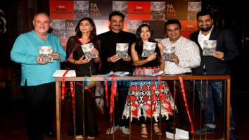 The gorgeous Lisa Ray and others snapped at Wendell Rodricks' book launch
