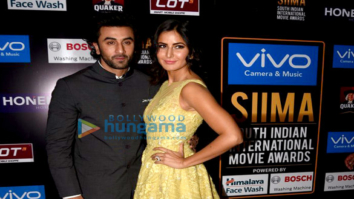 Ranbir Kapoor, Katrina Kaif, Shriya Saran, Rana Daggubati and others grace Day 2 of SIIMA in Abu Dhabi
