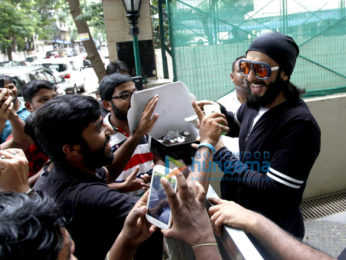 Ranveer gets two new cars on his birthday