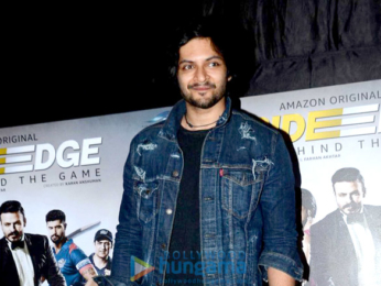 Richa Chadda, Vivek Oberoi and many more at 'Inside Edge' web series screening