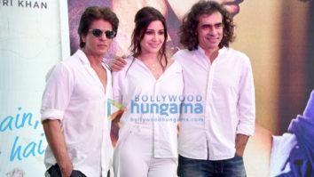 Shah Rukh Khan and Anushka Sharma unveil 'Hawayein' song from Jab Harry Met Sejal