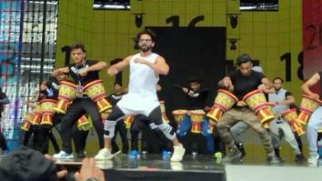 Shahid Kapoor gets into hectic rehearsals for IIFA 2017 performance