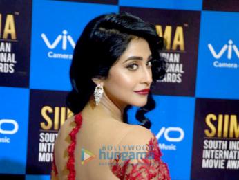 Rana Daggubati, Shriya Saran and others snapped on Day 1 of the 'South Indian International Movie Awards' in Abu Dhabi
