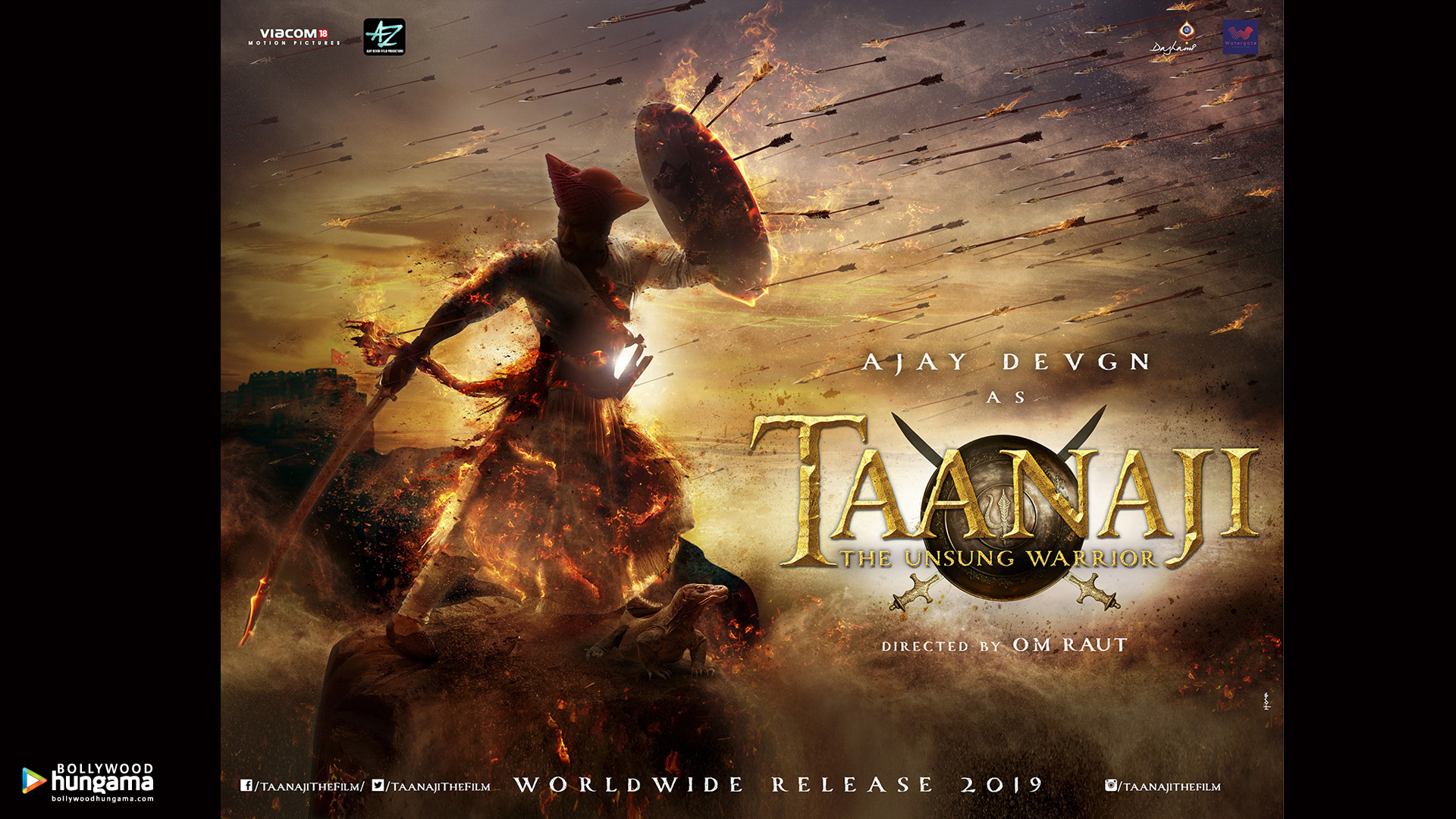 Wonderful Wallpaper Movie Warrior - Taanaji-%E2%80%93-The-Unsung-Warrior-2  Photograph_782170.jpg