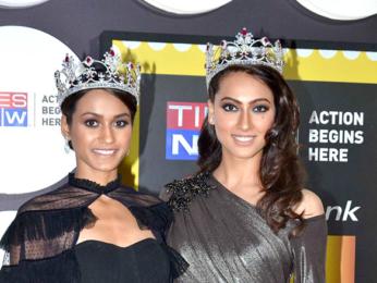 Tamannaah Bhatia, Sana Khan and others grace NRI Of The Year Awards in Mumbai