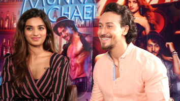 Tiger Shroff Plays The MOST SUPERB Michael Jackson QUIZ Nidhhi Agerwal  Munna Michael