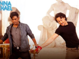 Tiger Shroff Teaches Nawazuddin Siddiqui Some Cool Dance Steps In This Rehearsal Video Of Swag