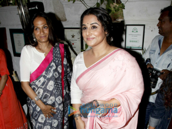 Vidya Balan and Rahul Bose at 'HEAL' organization event against child abuse