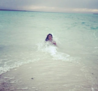 WATCH Here's how Priyanka Chopra is having fun on the beach in a hot swimsuit