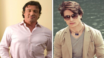 WHAT Sylvester Stallone to make an appearance in Tiger Shroff's Rambo