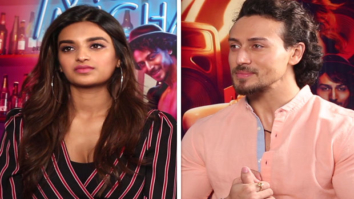 When I Was A Kid, I Was AMAZED By Hrithik Roshan Tiger Shroff  Nidhhi Agerwal  Munna Michael