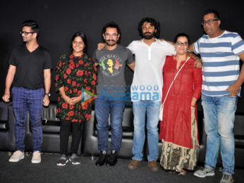 Aamir Khan unveils 'Main Kaun Hoon' song from 'Secret Superstar'