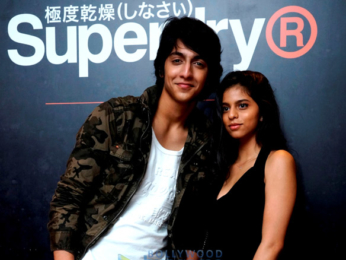 Ahaan Panday at 'Superdry AW 2017' preview-