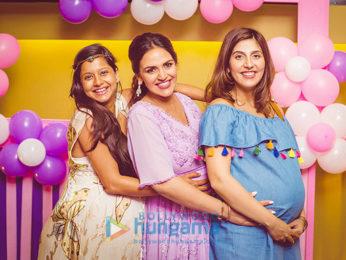 Ahana Deol hosts a 'Secret' baby shower for her sister Esha Deol
