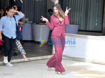Ajay Devgn and Ileana D'Cruz promote 'Baadshaho'