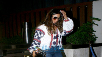 Alvira Agnihotri, Gauri Khan and others snapped post dinner at Arth, Bandra
