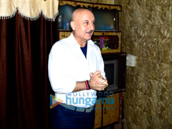 Anupam Kher unveils the poster and release date of his film 'Ranchi Dairies'