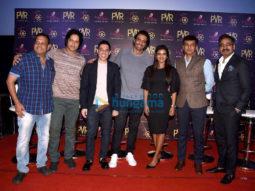 Arjun Rampal, Aishwarya Rajesh and Natasa Stankovic promote 'Daddy' in Pune