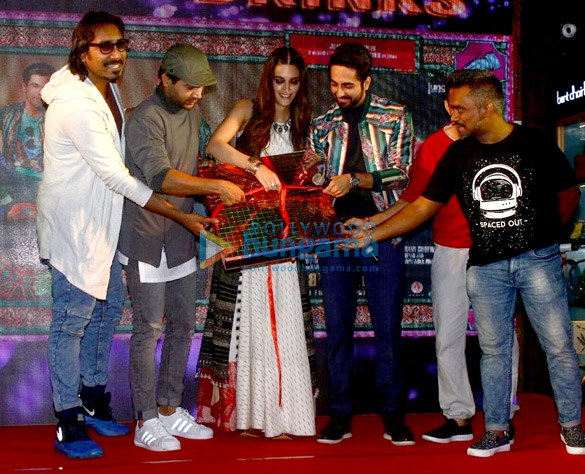 Audio release of the film 'Bareilly Ki Barfi'