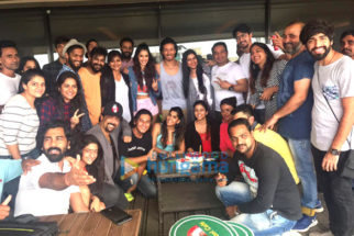 On The Sets Of Baaghi 2