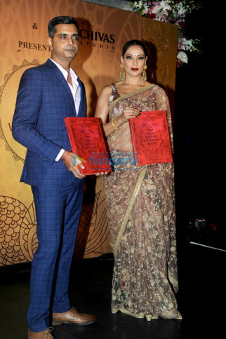 Bipasha Basu at 'The Great Indian Wedding Book' launch in Mumbai