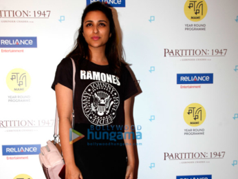 Bollywood celebrities grace the special screening of 'Partition: 1947'