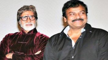 CONFIRMED Amitabh Bachchan to star in Chiranjeevi's Uyyalawada Narasimha Reddy