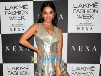 Celebrities snapped attending the Lakme Fashion Week 2017 on Day 3