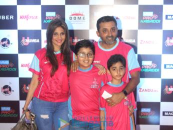 Celebs grace 'Pro Kabaddi League Season 5' red carpet