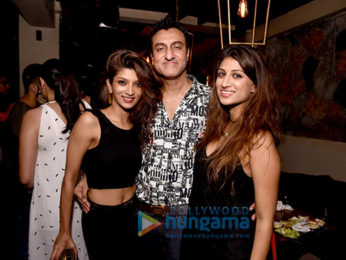 Celebs grace the launch of the restro-bar Mia by Alps Hospitality