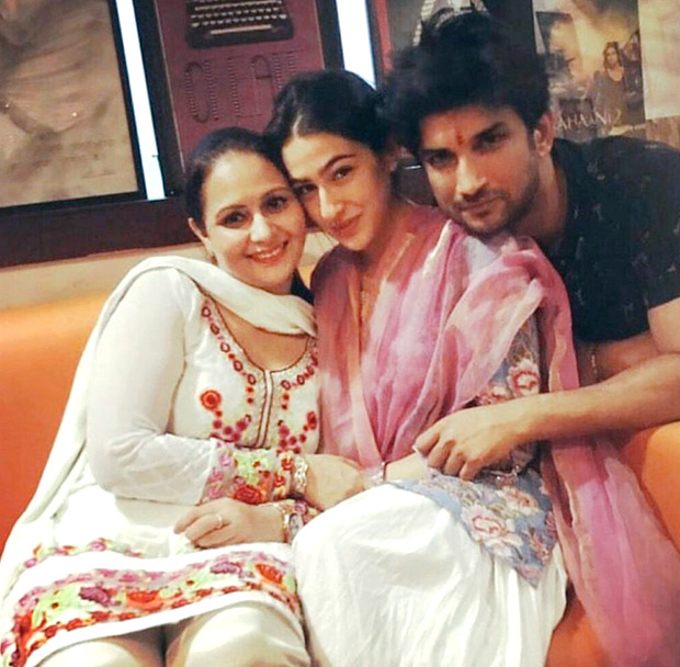 Check out Kedarnath actors Sushant Singh Rajput and Sara Ali Khan look so ready to begin the shoot