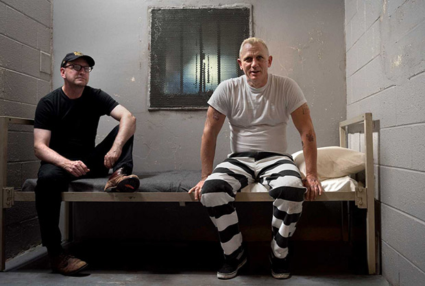 Daniel Craig plays an explosive expert in heist comedy Logan Lucky3
