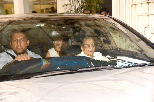 Deepika Padukone and Madhuri Dixit snapped at Sunny Super Sound in Juhu