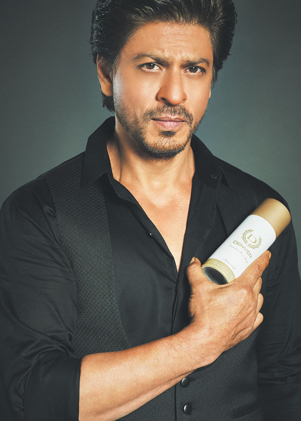 Denver ropes in Shah Rukh Khan as its Brand Ambassador features