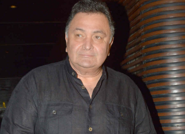 Rishi Kapoor's controversial Twitter post lands him in trouble