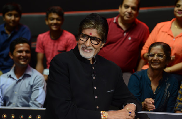 FIRST LOOK Amitabh Bachchan begins shooting for the new season of Kaun Banega Crorepati (1)