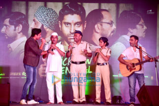 Farhan Akhtar and Lucknow Central's band performed at Yerwada Jail for a special event