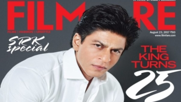 Shahrukh Khan On The Cover Of Filmfare