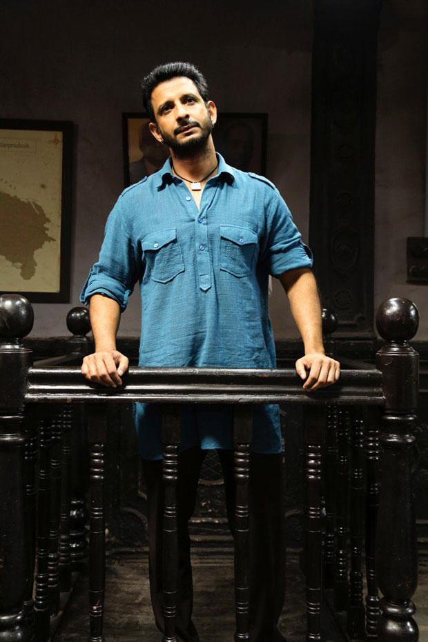 First look of Sharman Joshi from the film Kaashi