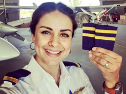 Gul Panag gets her flying certificate and she can't be happier about it-2