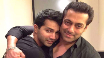 Judwaa 1 Salman Khan praises Judwaa 2 Varun Dhawan after watching the trailer