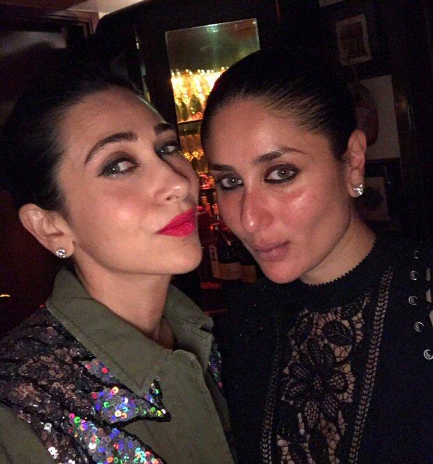 Kareena Kapoor Khan, Karisma Kapoor, Sara Ali Khan, Ibrahim and Soha Ali Khan celebrate Saif Ali Khan's birthday!5