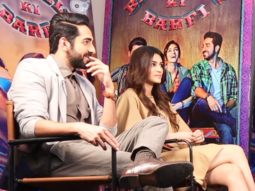 Kriti Sanon & Ayushmann Khurrana OPEN UP On Virginity scene From Bareilly Ki Barfi video