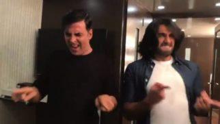 LOL! Ranveer Singh joins Akshay Kumar in celebrating Toilet – Ek Prem Katha's grand opening in this funny video